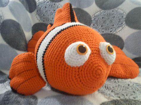 amigurumi nemo pattern crochet patterns galore nemo