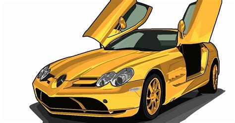 mclaren drawing seleofficialart mercedes slr mclaren drawings on ms