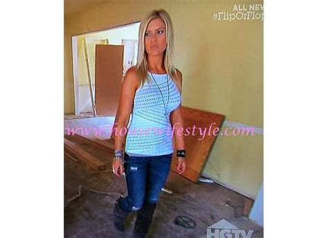 what brand does christina from flip or flop wear you don t have to be famous to be a housewife