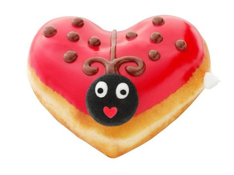 Happy Hearts From Krispy Kreme by How Sweet Krispy Kreme Is Aiming For Your This