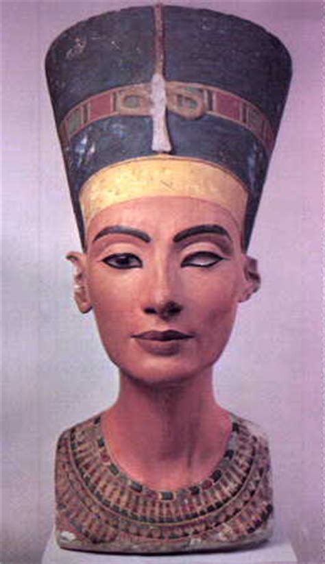 nefertiti biography facts egypt htm