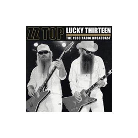 Kaos Lucky 24 Black White Lp 1 zz top lucky 13 usa 1980 dlp 19 99