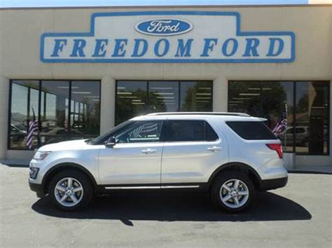 Freedom Ford Gunnison Freedom Ford Inc Used Cars Gunnison Ut Dealer