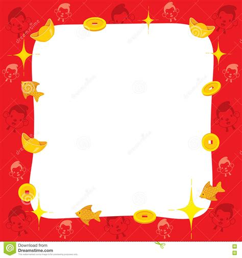 new year border cny new year border merry and happy new year 2018