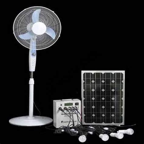 30w High Efficiency Portable Solar Power System For Solar Power Lights