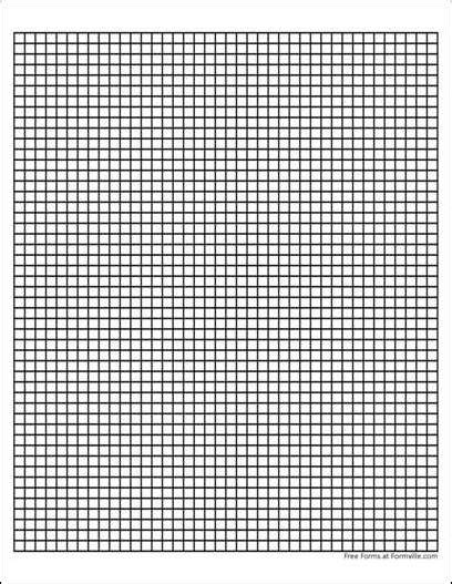 printable graph paper 4 squares per inch free graph paper 5 squares per inch heavy black from