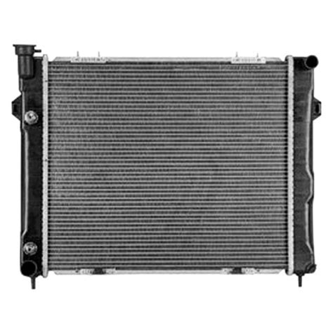 2000 Jeep Grand Radiator Replacement Replace 174 Jeep Grand 1998 Radiator