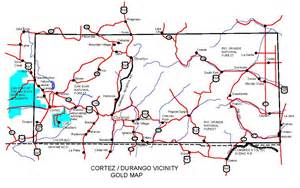 colorado gold maps colorado gold maps gold placers and gold panning and