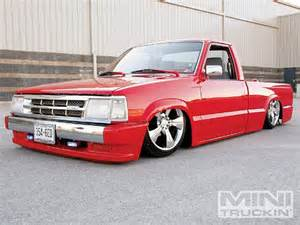 1993 mazda b2200 turbo custom mini truck mini truckin
