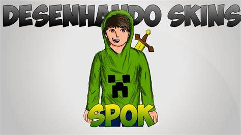 Search Spok Desenhando Skins Spok Thecreepersoficial