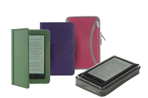 Barnes And Noble Accessories barnes noble s nook color gets some new accessories from m edge