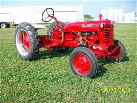 1951 Farmall Cub Extra Lowboy Tractorshed Com