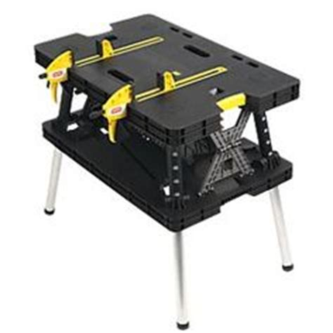 keter folding work table bench mate with 2 cls 1000 images about portable work bench on pinterest