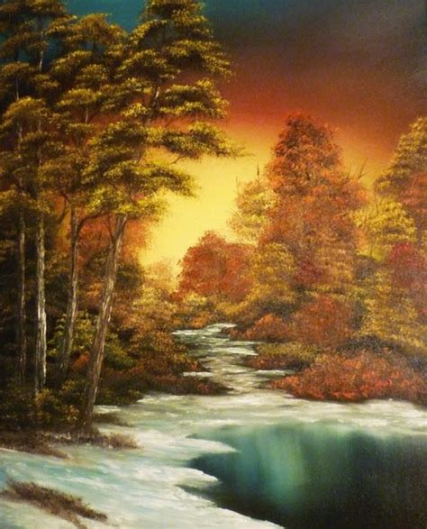 bob ross painting sky 397 best images about doğa on lakes terry o