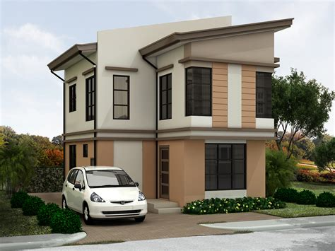 sta lucia house design sta rosa a modern model house sta lucia homes best home deals ph