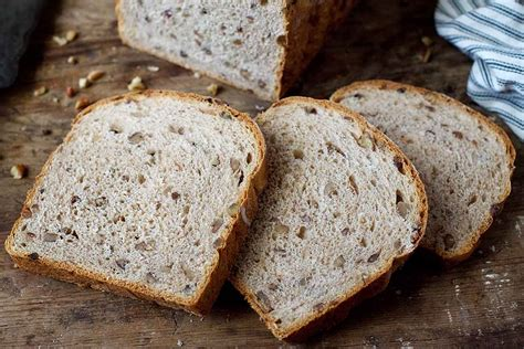 whole grain yeast bread recipes pecan wheat bread recipe king arthur flour