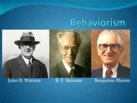 ppt b.f. skinner behaviorism powerpoint presentation
