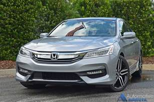 2016 honda accord v6 touring review test drive