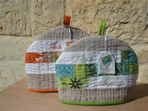 Tea Cosy Template by Tea Cosy By Teje Sewing Pattern