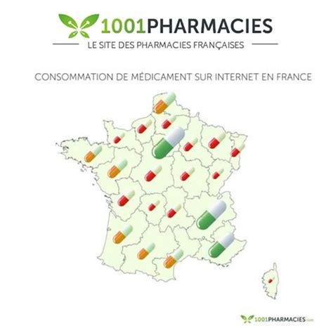 1001pharmacies cartographie les achats de m 233 dicaments en ligne