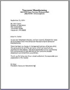 a business letter format exle 6 block style business letterreport template