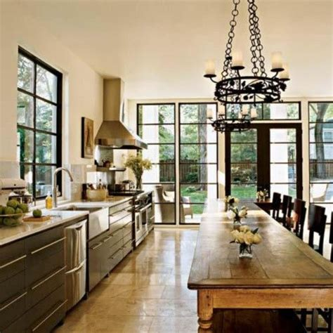 kitchens without islands 10 best ideas about long dining tables on pinterest