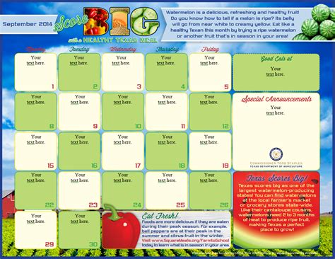 school lunch calendar template school lunch calendar template 28 images grade