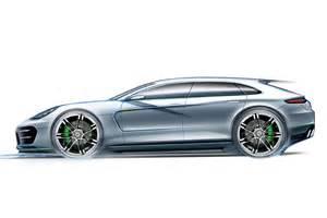 Porsche Panamera Sport Turismo Concept Porsche Panamera Sport Turismo Concept Pictures Auto Express