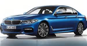 2017 bmw 5 series photos leaked giving us our look