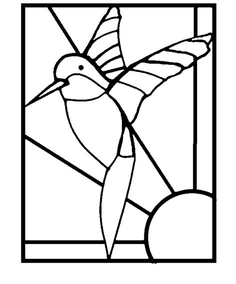 glass painting templates patterns stained glass patterns clipart best