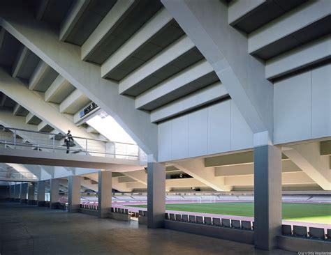 Id Interior Design Cruz Y Ortiz Arquitectos Estadio De Chapin En Jerez