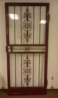 Steel Door Design by Steel Security Storm Door With Matador Design Storm Doors