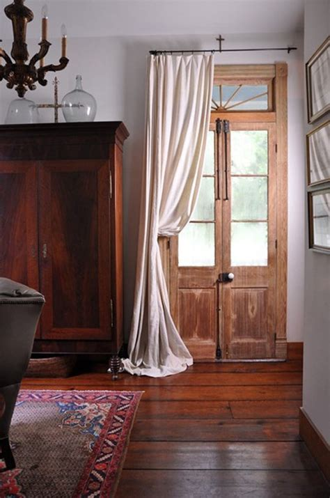 Front Door Curtains Modern Porti 232 Re Curtains Apartment Therapy