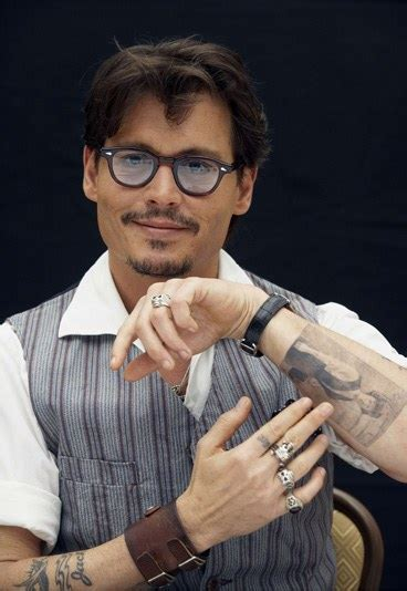 johnny depp tattoo johnny depp tattoos tattoos sofeminine