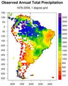 south america rainfall map esrl psd psd south america precipitation
