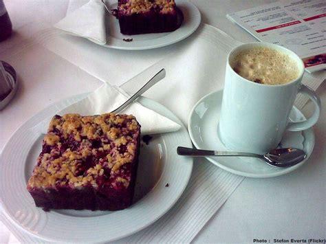 kuchen in berlin gouter a berlin le kaffee und kuchen c est sacr 233