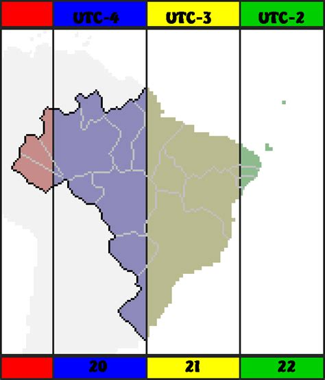 brazil time zone map file geographical time zones of brazil png wikimedia commons