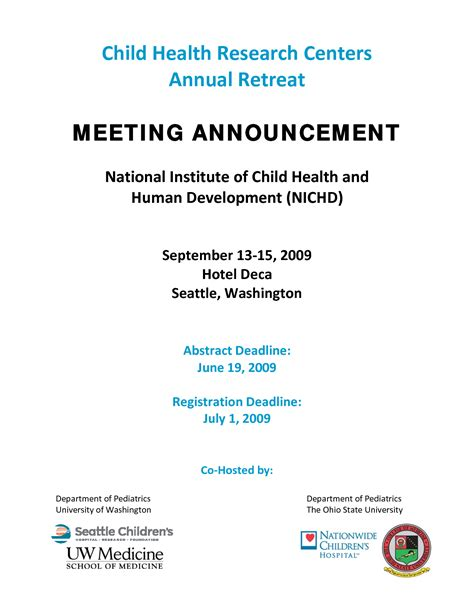 template for announcement best photos of meeting announcement template meeting
