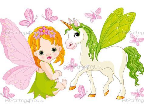 imagenes unicornios infantiles autocolantes decorativos infantil fadas unic 243 rnios kit