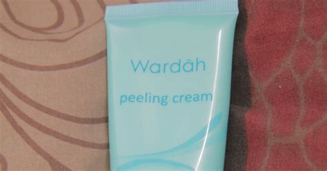 Peeling Scrub Wardah product review wardah peeling