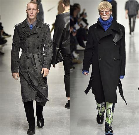 50 best mens winter jackets of 2018 stylish winter xander zhou 2017 2018 fall winter mens runway denim