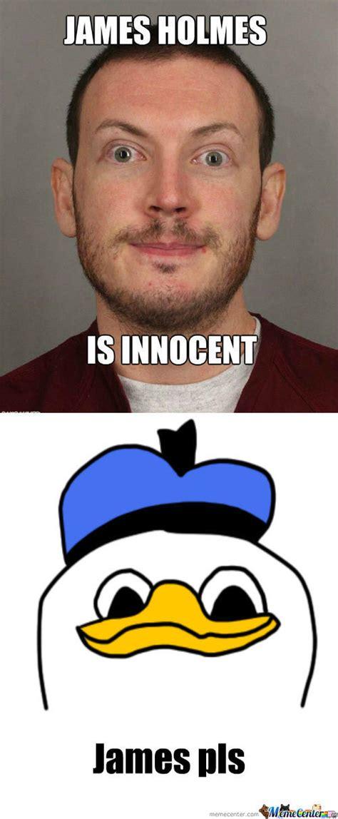 James Meme - rmx breaking news james holmes is innocent by ducani