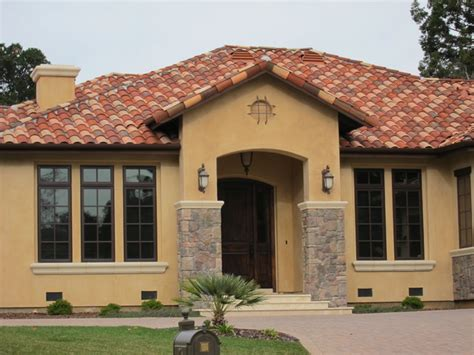 mediterranean exterior paint colors style house colors color schemes