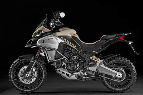 Ktm Strada Aufkleber by Ducati Launches New Multistrada 1200 Enduro Pro