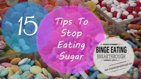 15 Tips To Stop Overspending by 15 Tips To Stop Sugar
