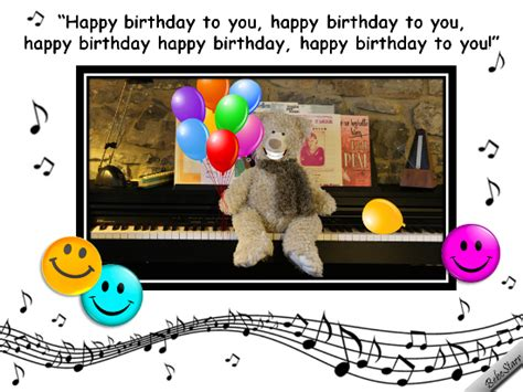 123 Greetings Musical Cards For Birthday