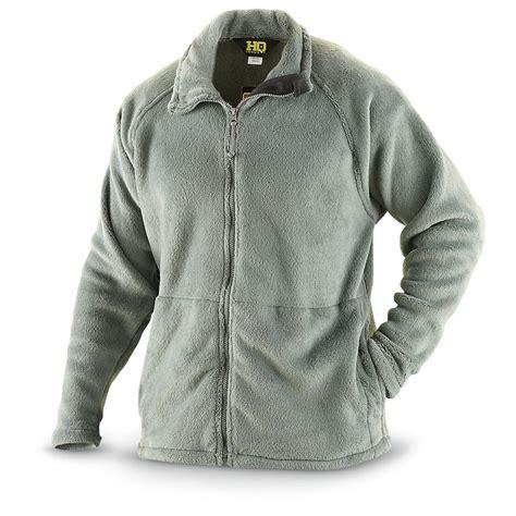 Jaket Jaket Fleece Jaket 501 Navy hq issue polartec iii spec fleece jacket 228963 tactical clothing at sportsman s