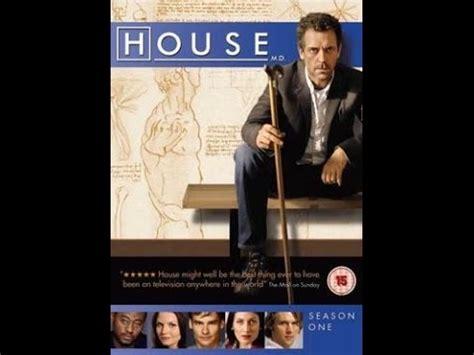 house md season 1 house md season 1 2004 review youtube