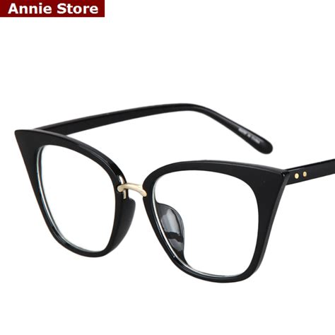 frame design eyeglasses peekaboo new 2016 fashion cat eye glasses frames optical
