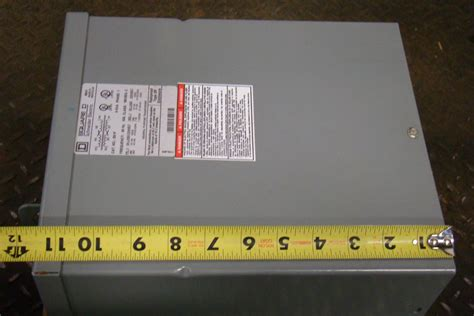Fliese 240 X 120 by Square D 5 Kva Transformer Ph1 480 240 X 240 120 5s1f